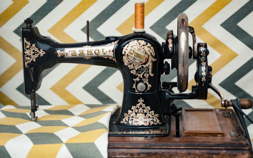 Die richtige Nähmaschine für Anfänger