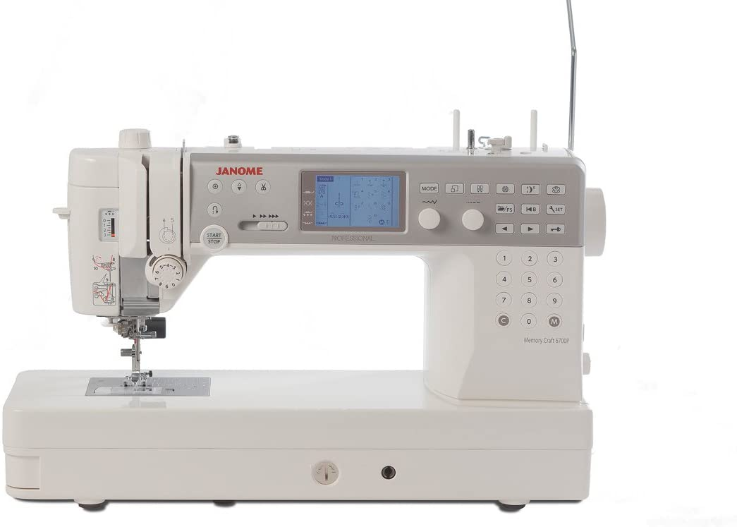 Janome MC 6600 P